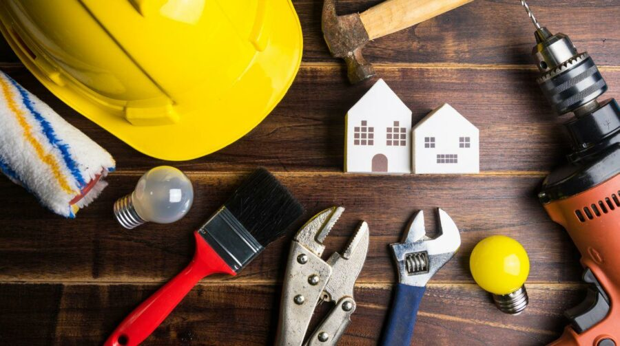 House maintenance tasks you can perform yourself
