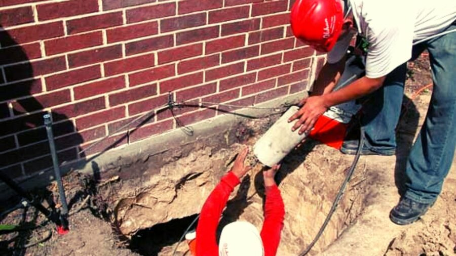 Home Foundation Repair Services